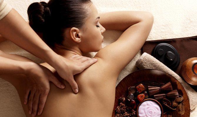 massaggio estetico